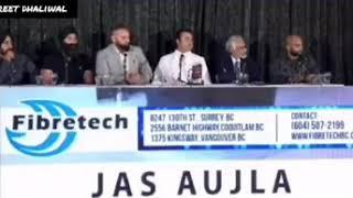 Pala Jalalpur Seminar in canada