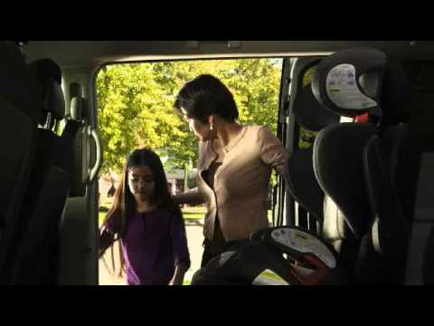 High-Back Booster Seat - YouTube
