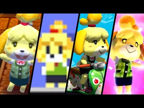 Evolution of Isabelle (2012 - 2018)