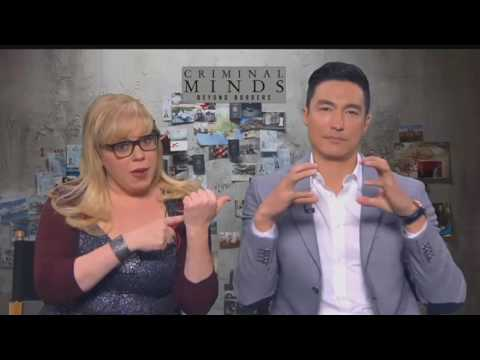 Daniel Henney and Kirsten Vangsness talk