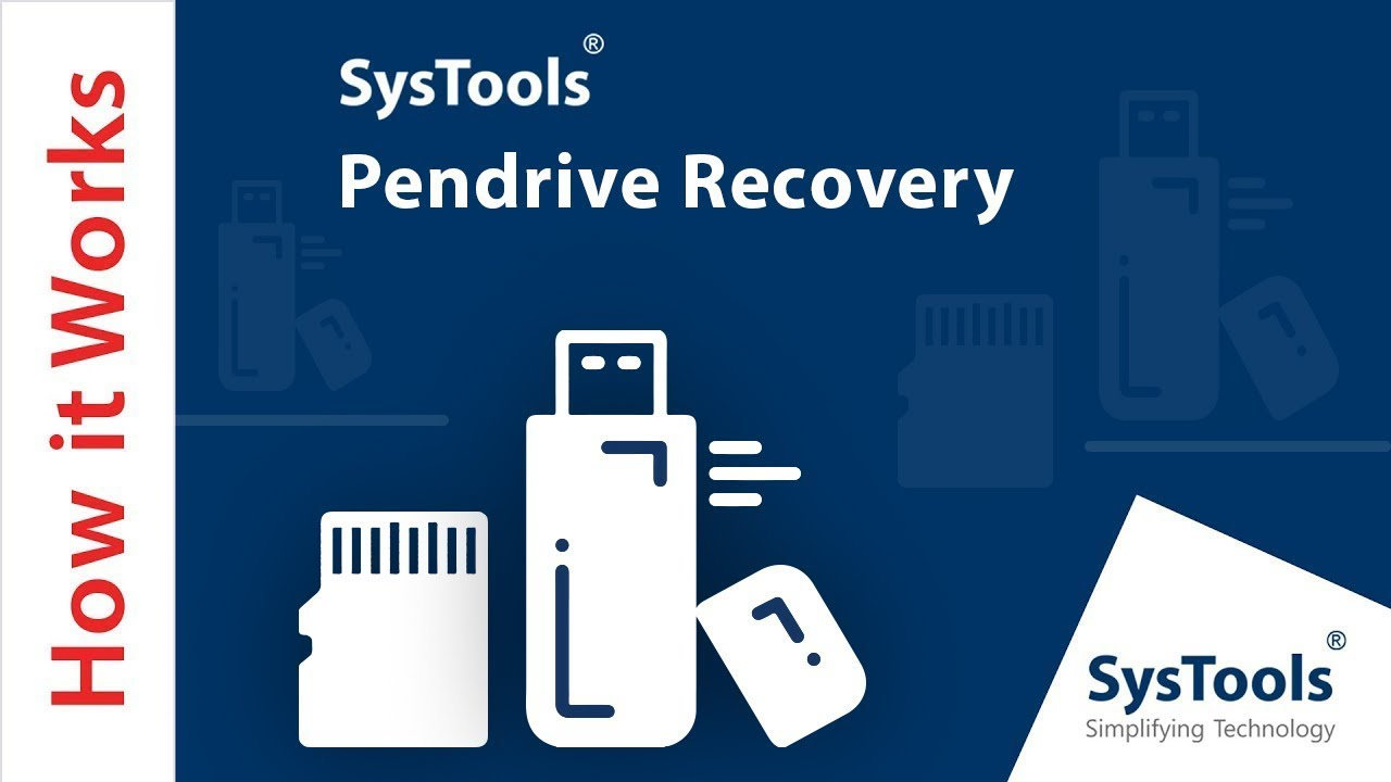 Pen Drive Recovery Tool to Recover Corrupted & Deleted Pen Drive Data
