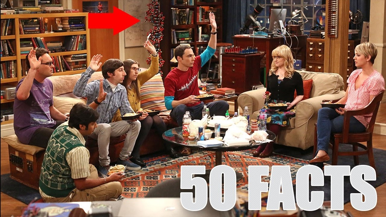 Download 50 Facts You Didn't Know About The Big Bang Theory