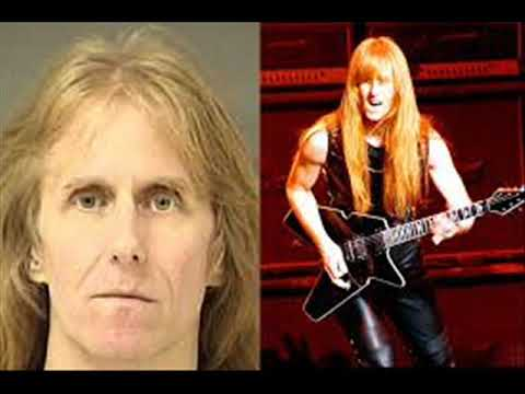 MANOWAR GUITARIST KARL LOGAN - ARRESTED FOR CHILD PORNOGRAPHY!! Mp3