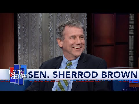 Sen. Sherrod Brown: Those Who Embolden Trump