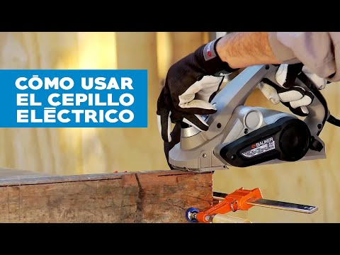 ¿Cómo usar el cepillo eléctrico?