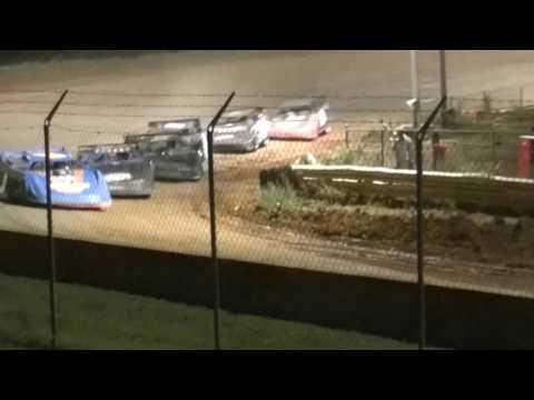 Natural Bridge Speedway Sportsman Race June 24, 2017