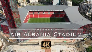 "Gambar cover 🇦🇱 ""Air Albania Stadium"" 🇦🇱 2019 [Drone Footage] 4K"