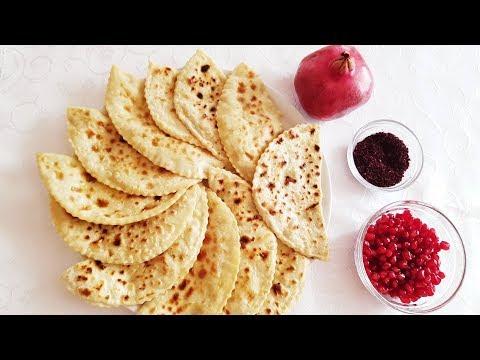 ✅КУТАБЫ с  мясом(Азербайджанская кухня).Gutab.