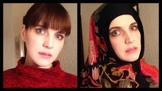Wearing a HIJAB on TINDER Muslim Dating Social Experiment!