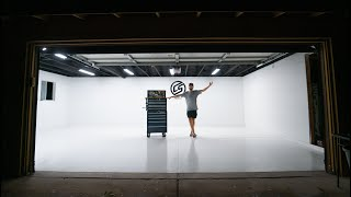 Building a Showroom Style Garage