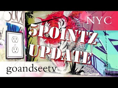 Goodbye 5Pointz Hello Condos January 2015 Update - New York City Travel Guide
