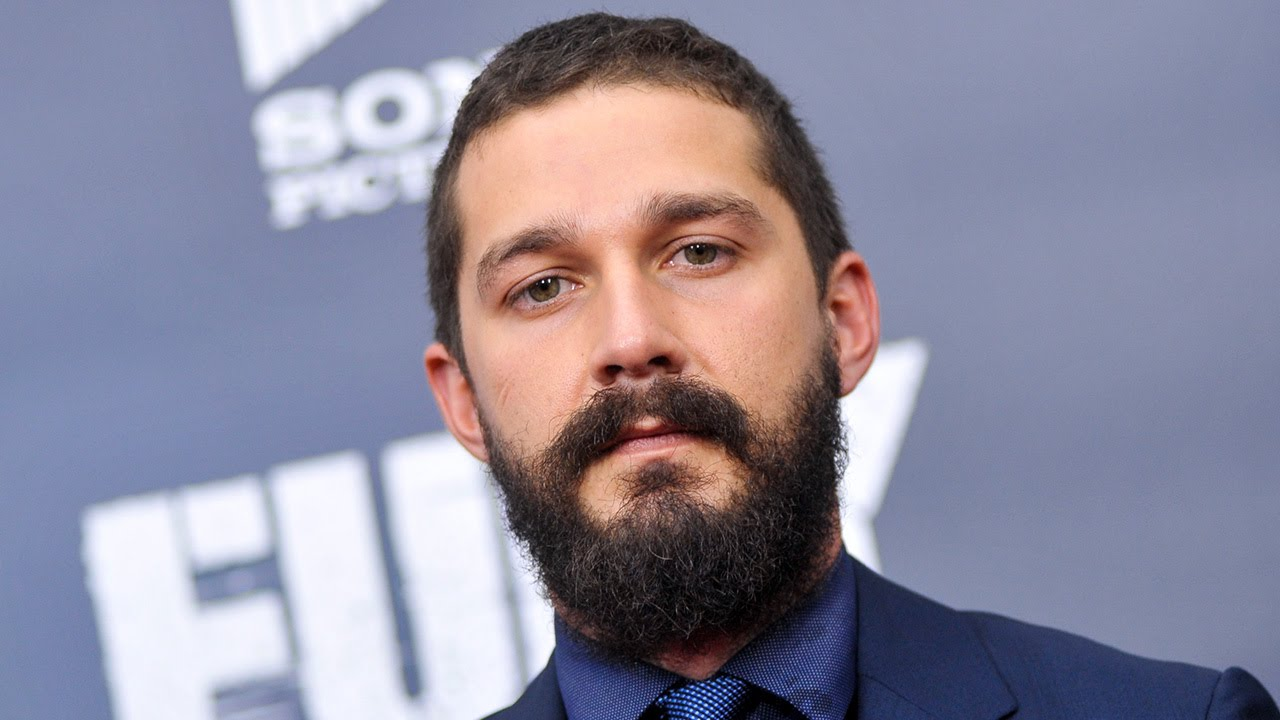 Shia LaBeouf Arrested for Public Drunkenness, Disorderly Conduct