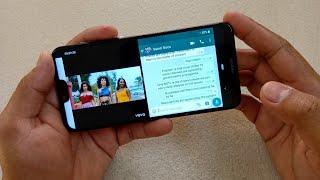 Nokia 6.1 Plus Android Pie How to use Split Screen? Remove Google Bar? Lockscreen?