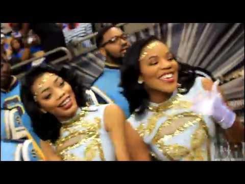 Southern University Dancing Doll Highlights @ Bayou Classic (2015)