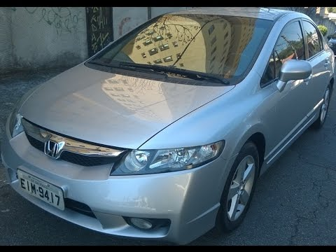 VENDIDO: Honda CIVIC LXS Automático 2010
