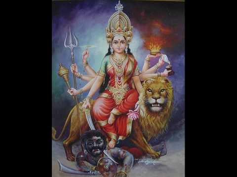 Durga Saptasahti - Devi kavacham(part1)