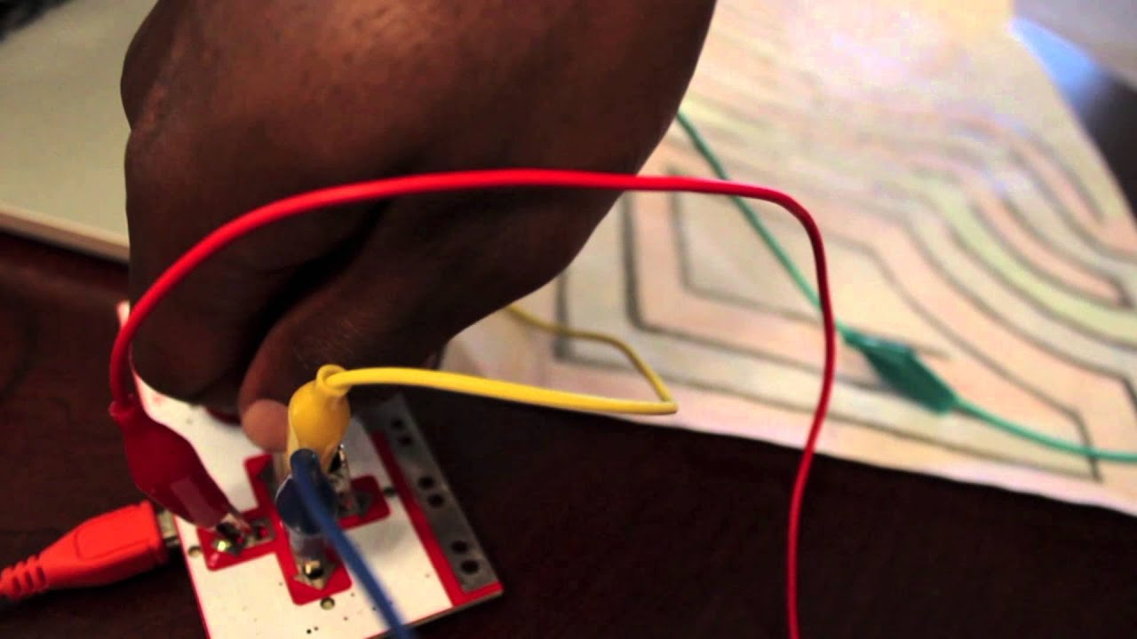 how to make a makey makey piano