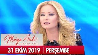 Müge Anlı ile Tatlı Sert 31 Ekim 2019 - Tek Parça