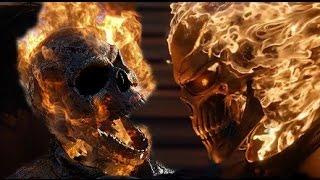 Johnny Blaze en el UCM - Ghost Rider vs Ghost Rider en Agentes de Shield