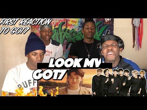 """GOT7 """"Look"""" M/V - REACTION"""