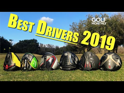 Best Golf Drivers 2020 Best Drivers 2019 I Gear Test I Golf Monthly   YouTube