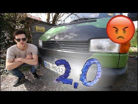 5 Gründe, wieso ich meinen VW-Bus HASSE! (Und was ich dagegen tun werde) | Ausbau 2.0 Folge 0