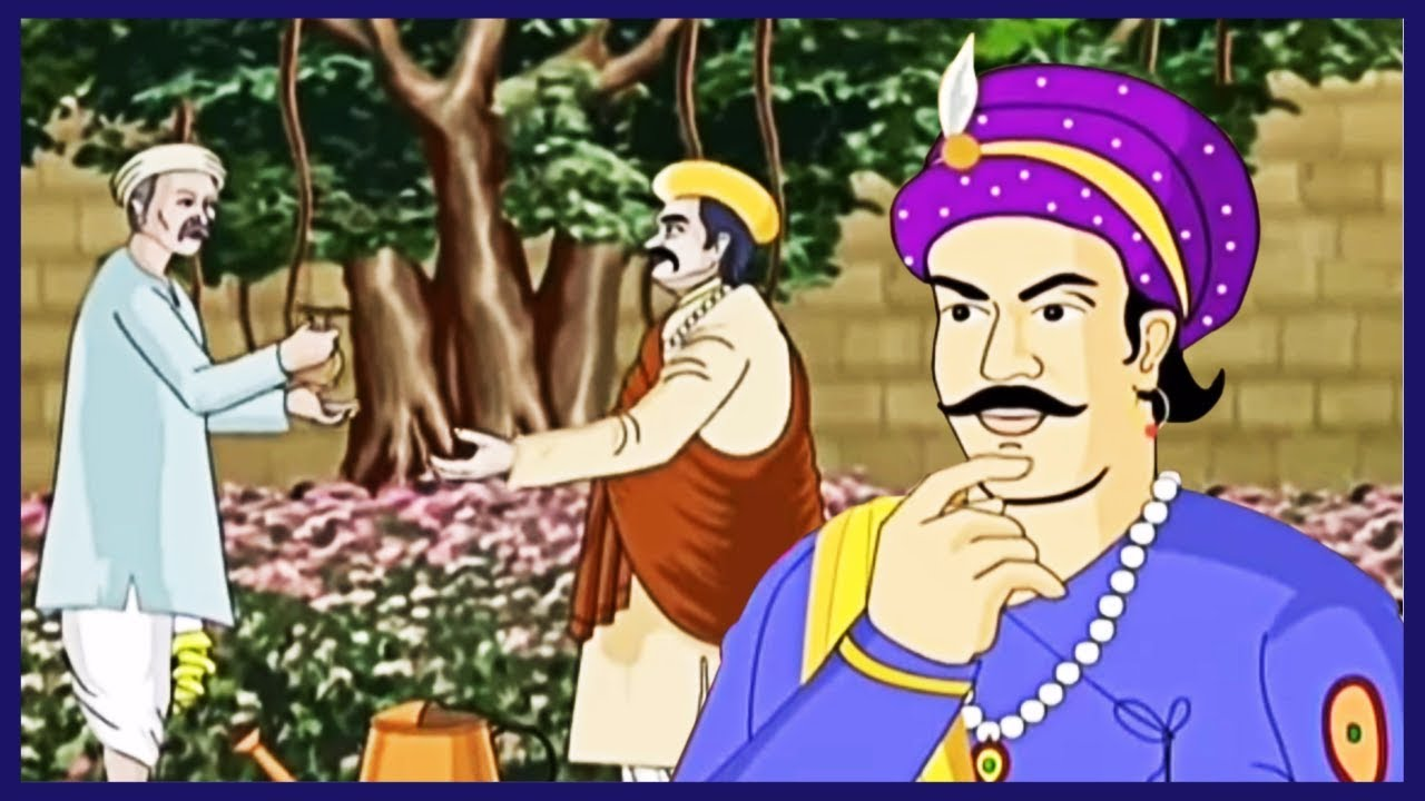 Akbar and Birbal Stories Collection in Hindi | Hindi Animated Story - YouTube