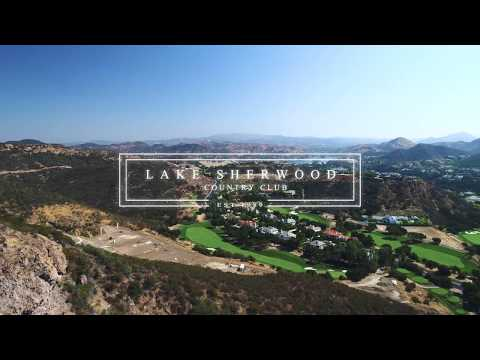 Lake Sherwood Country Club Golf Course - Video Tour