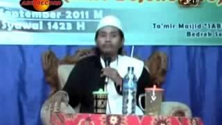 KH Anwar Zahid Tahlil tidak bid ah