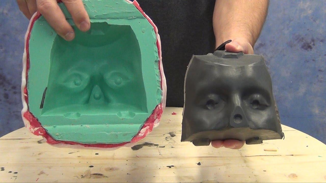 Foam latex molds