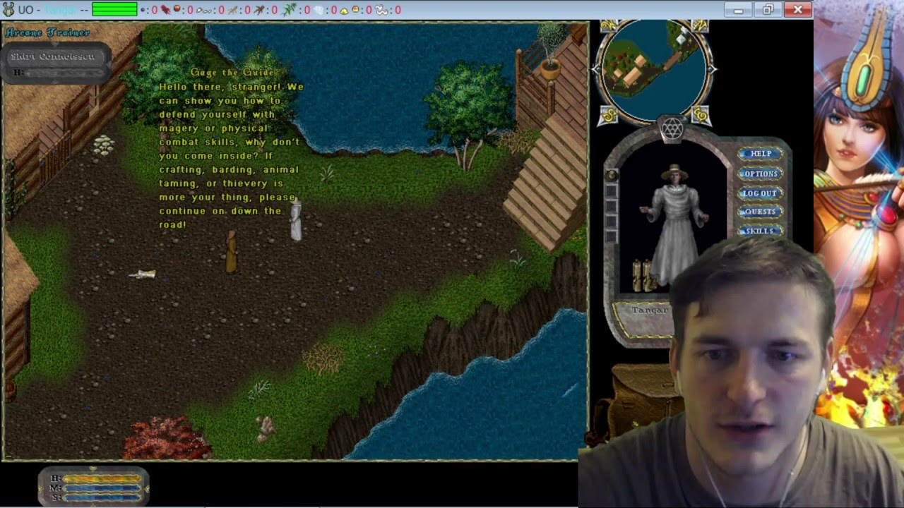 Ultima online shard  UO T2A The Way It Was | UO Free Shard | Ultima