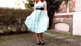Fabriquer une robe d'été en quelques minutes sans avoir à coudre