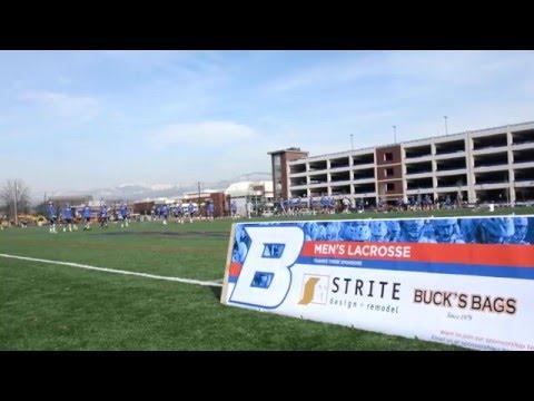 Boise State Lacrosse Vs. University of Nevada Reno