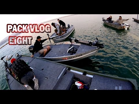 Tiny Boat Shootout 2 Pack Vlog 8 Jon Boat To Bass Boat