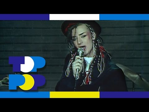 Culture Club - Time • TopPop