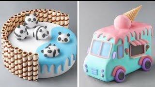 Most Beautiful Homemade Cake Decorating Ideas   Easy Dessert Recipes   Yummy Cake Decorating Ideas