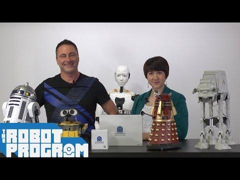 The Robot Program 026 - Developer Kit & IoTiny Overview