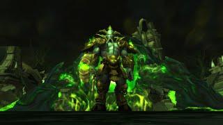 Убийство Архимонда в гер(23) и лут Хранитель рощи WoW 7.0.3