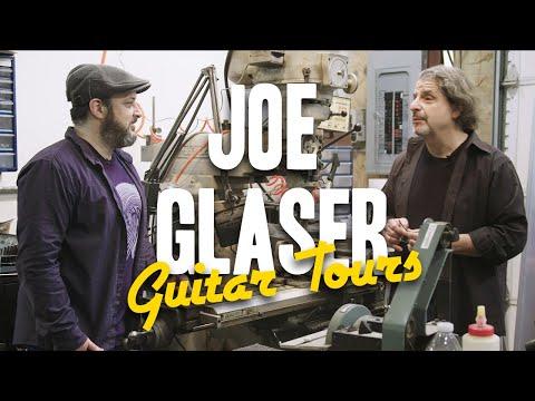 Joe Glaser's Luthier Shop   Marty's Guitar Tours