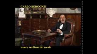 Carlo Bergonzi, tenore verdiano del secolo -  Documentario