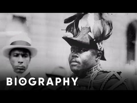 James Van Der Zee - Photo Of Marcus Garvey | Biography
