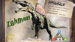 ARK‬: Survival Evolved [GUIDE/Deutsch] ** Spino - Spinosaurus zähmen **