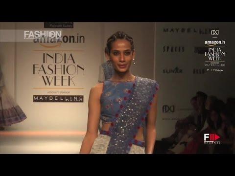 POONAM DUBEY India Fashion Week Spring Summer 2016 by Fashion Channel