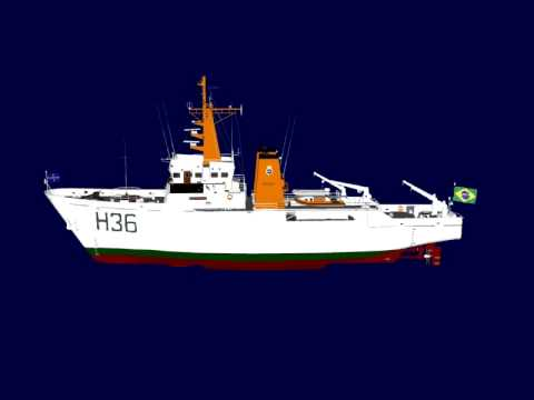 Survey Ship 3D