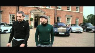 Rowan Atkinson on his experience with the Johnny English Rolls-Royce Phantom