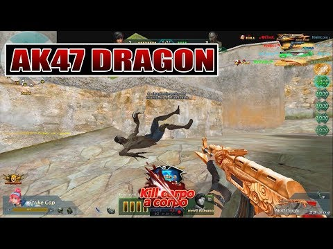 Blood Strike : AK47 DRAGON ( ARMA NOVA ! )