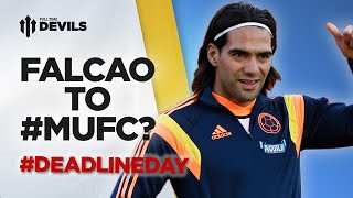 Falcao Signs For Manchester United? | Transfer News Reaction - Deadline Day