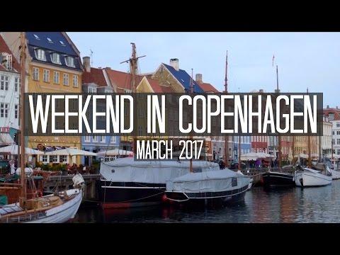WEEKEND IN COPENHAGEN // MARCH 2017