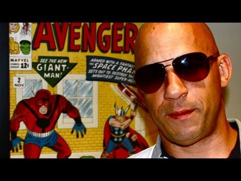 Vin Diesel Opens Up About Marvel Meeting