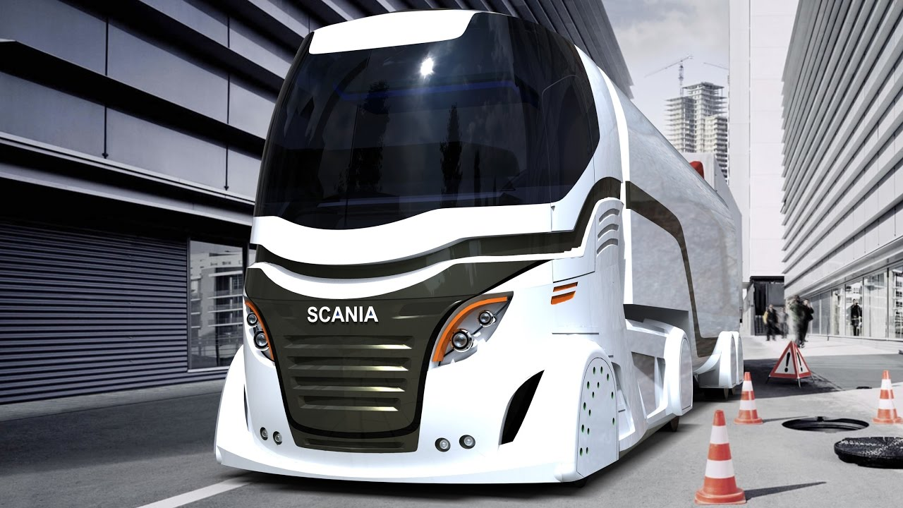 5 Future Trucks You Must See Youtube